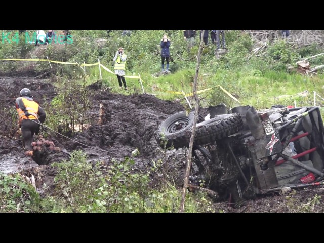 Off-Road vehicle recovery