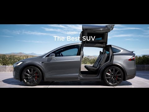 Tesla Model X 1st Generation VS 2nd Generation
