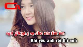 [karaoke] Thấm Thía - Tống Gia Vỹ
