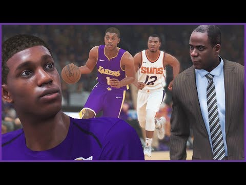 NBA 2K18 My Career Ep.3 - MY FIRST GAME IN THE NBA!