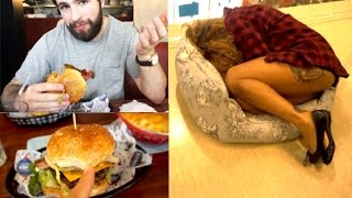 Burgers, Bicycles & Sam in a Dogbed Thumbnail