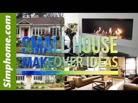 20 ideas how to makeover Small house