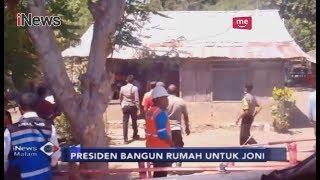Tepati Janji! Jokowi Bangun Rumah untuk Joni, Bocah Pemanjat Tiang Bendera - iNews Malam 29/08