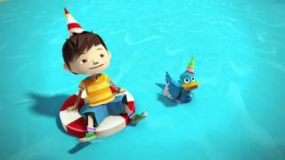 Zack et Quack | Le parc aquatique | NICKELODEON JUNIOR