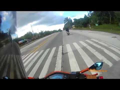 Mxi 125 Test Drive, 19km Pigaan