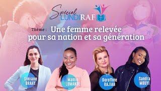 [FERAF] : UNE FEMME RELEVÉE POUR SA NATION ET SA GÉNÉRATION