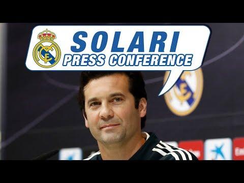 SANTIAGO SOLARI | Melilla vs Real Madrid pre-match press conference