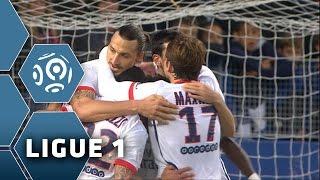 But Zlatan IBRAHIMOVIC (83') / SC Bastia - Paris Saint-Germain (0-2) -  (SCB - PARIS) / 2015-16