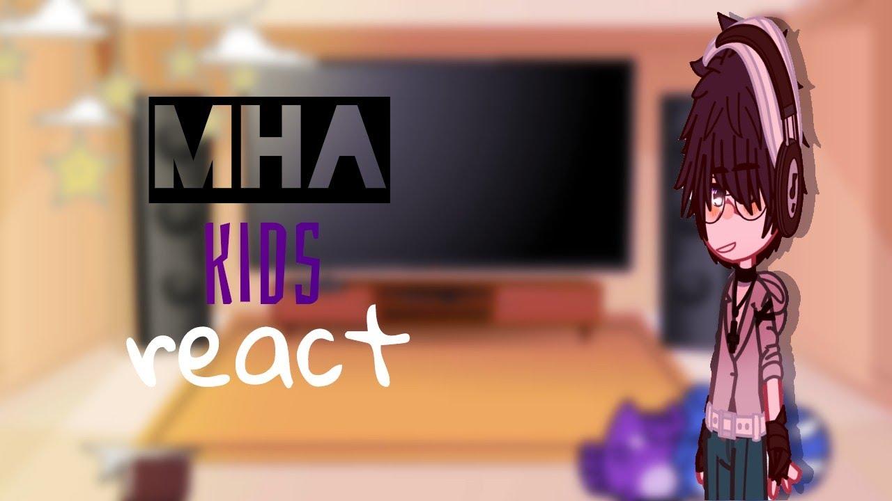 mha Kids react to TikTok []p.1momojirou[]bakudeku,kirimina, shinkami,togaraka