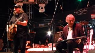Kevn Kinney & Peter Buck - With The People-I Believe-King Of Birds - Todos Santos Music Festival