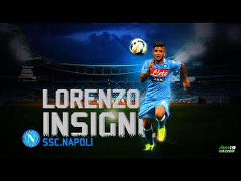 ► ● Tutti i gol di Lorenzo Insigne nella stagione 2015-2016●