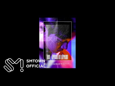 [STATION] TEN 텐 '夢中夢 (몽중몽); Dream In A Dream' Moving Poster