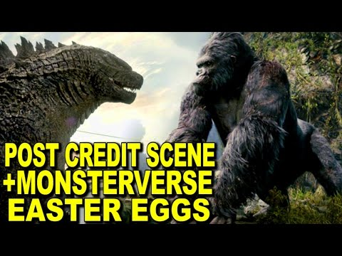 Thumbnail: Kong Skull Island Post Credits Scene Explained And Monsterverse Easter Eggs And References