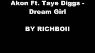 Akon Ft Taye Diggs - Dream Girl (RICHBOII PRODUCTIONZZ)