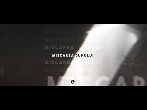 Miscarea Duhului - IHOP-TM (Lyric Video)