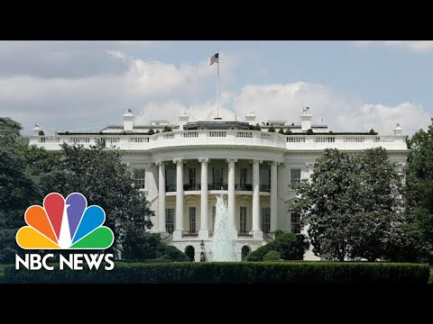 White House Briefing On COVID-19 | NBC News (Live Stream Recording)