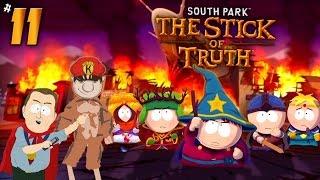 South Park: The Stick of Truth - ШОК! Секс родителей при ребенке #11