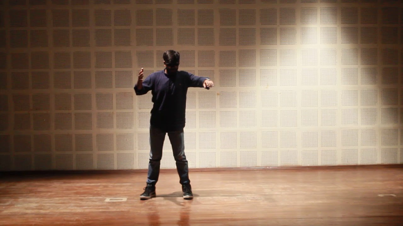 Freestyle Robotics Dance Apsara Aali Pinga Youtube