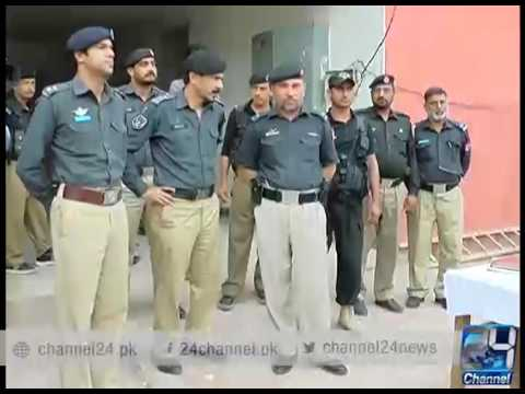 24 Report: Search operation at different locations in Peshawar