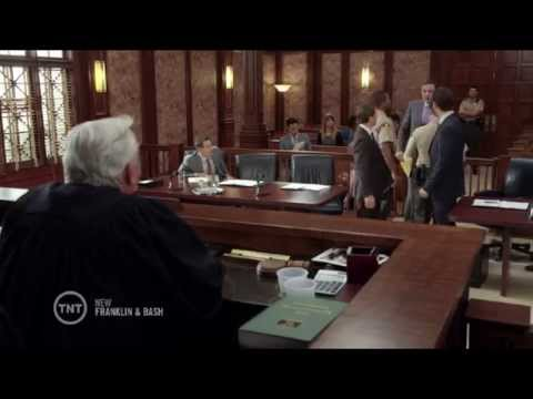 RKW Franklin and Bash Appearance 7 17 2013