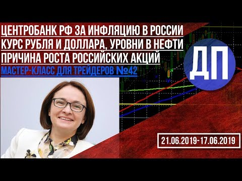Центробанк РФ за инфляцию в России, Курс рубля и доллара