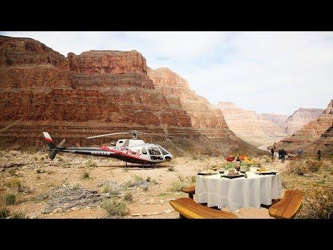 Las Vegas - Viator VIP: Grand Canyon Sunset Helicopter Tour