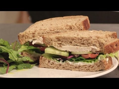 how to make a turkey sandwich Sometimes, all you need is a little inspiration to make the perfect simple turkey sandwich this one is piled high with turkey, cheddar, avocado, and more friends, i am posting a super simple yet amazingly tasty sandwich recipe.