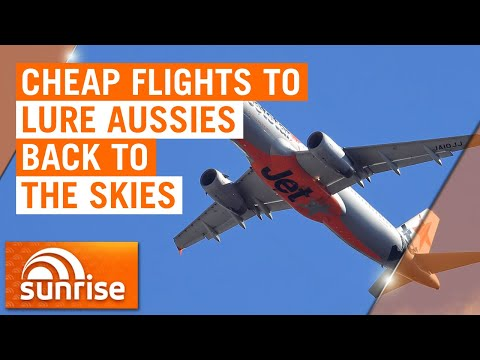 Coronavirus: Jetstar Offers Cheap Flights To Lure Aussies Back To The Skies | 7NEWS