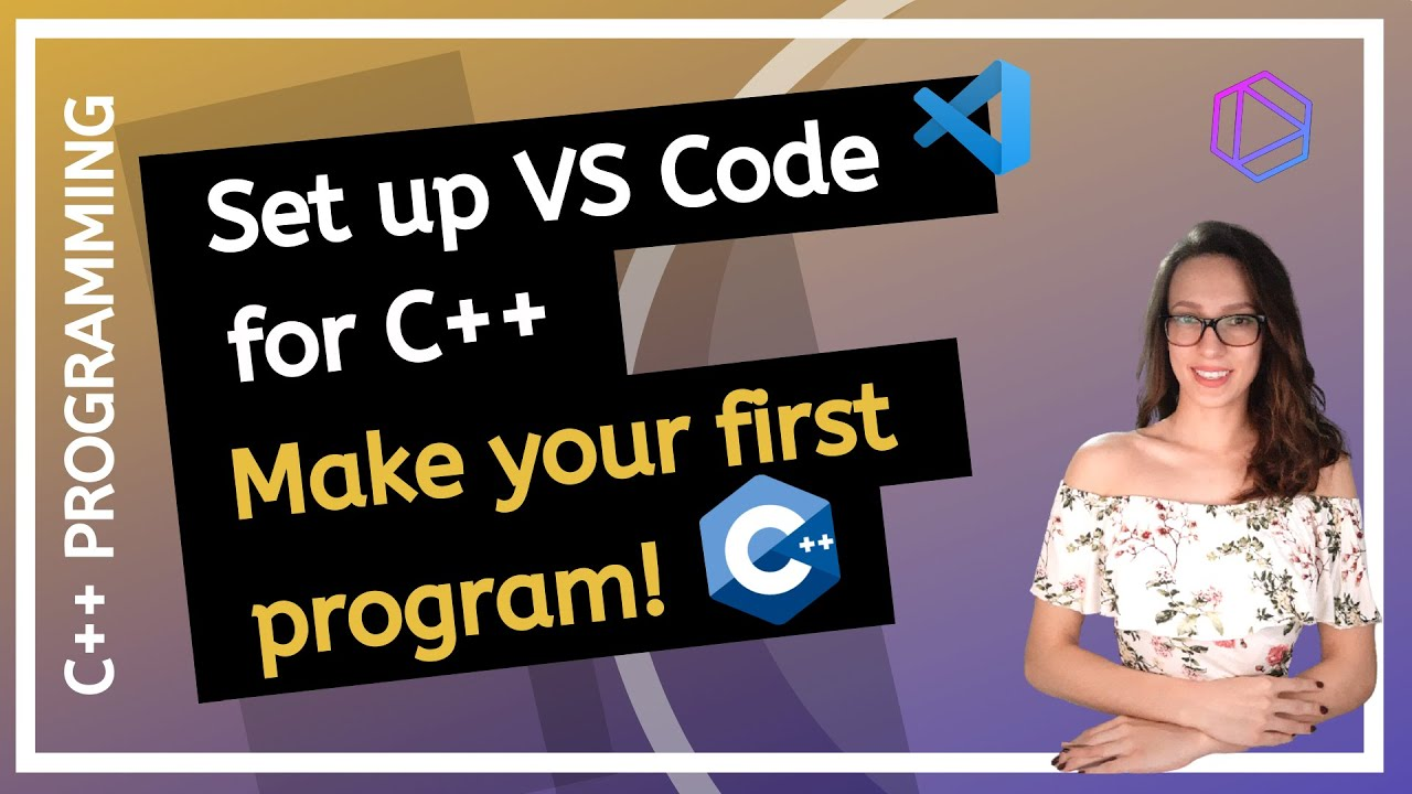 How to Set Up VS Code for C++ and Make Your First Program? + How I Use AI To Help Me Code Faster