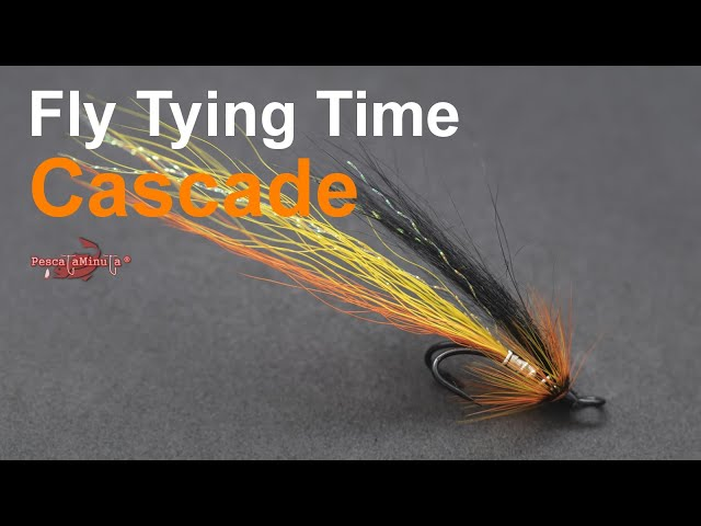 Fly Tying Time - Cascade