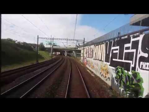 IR von Basel SBB nach Zürich HB