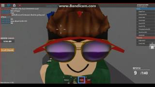 my first very short ROBLOX video