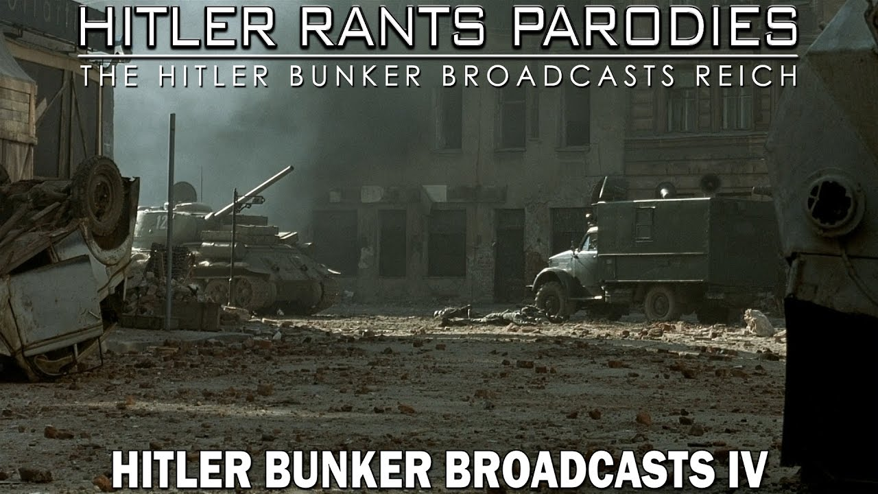 Hitler Bunker Broadcasts IV