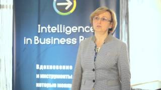 Ирина Гриднева, Nokia Solutions and Networks, на Форуме II Intelligence in Business Russia