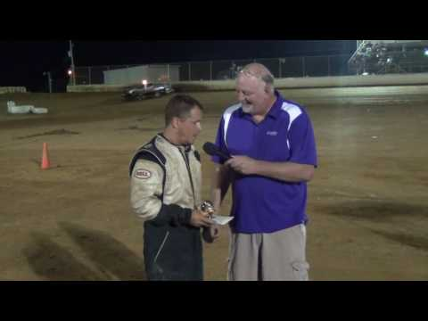 Trail-Way Speedway 358 Sprint Car Hard Charger 08-05-16
