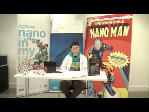CRANN Experience Nano News Flash by Aodh Ó hEireamhóin
