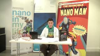 CRANN Experience Nano News Flash by Aodh Ó hEireamhóin