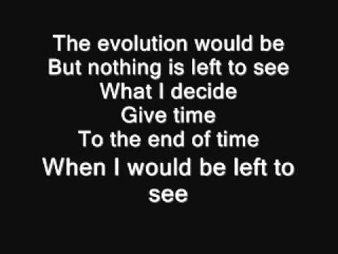 The Butterfly Effect - A.D. Lyrics