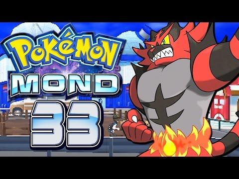 POKÉMON MOND # 33 ★ Große, böse Miezekatze! [HD60] Let's Play Pokémon Mond