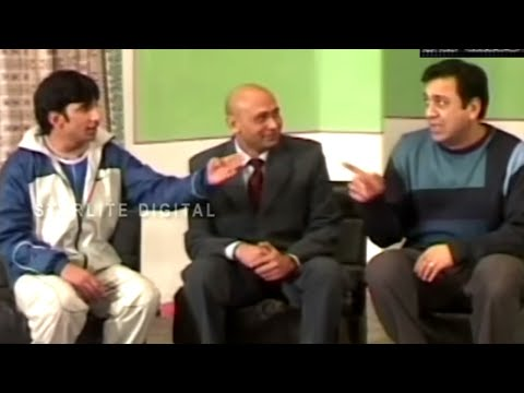 Iftekhar Thakur New Pakistani Stage Drama Full Comedy Play