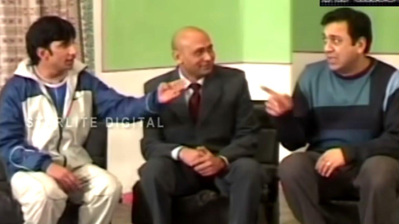 IftIkhar Thakur and Sohail Ahmed New Pakistani Stage Drama Full Comedy Play   Pk Mast