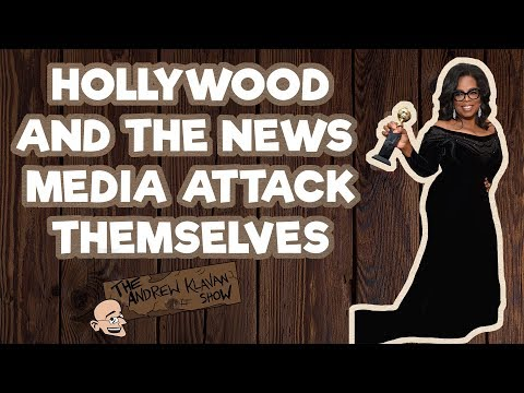 Hollywood and the News Media Attack Themselves | The Andrew Klavan Show Ep. 440