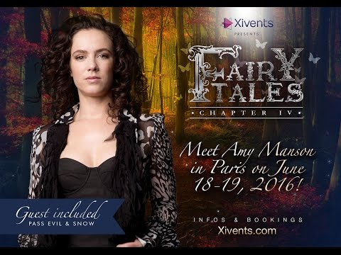 Amy Manson for the Fairy Tales IV convention