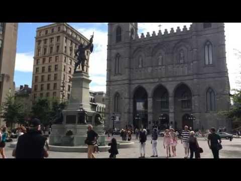 Notre-Dame Basilica – Montreal Quebec Canada