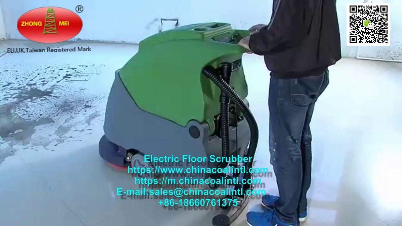 Electric Floor Scrubber,Floor Burnisher,manual floor sweeper,floor ...