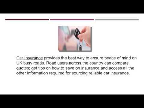 Cheap car insurance Compare Car Insurance