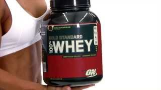 Supplements nz - Optimum Nutrition Europe Gold Standard 100% Whey Protein EU Formulation HD)