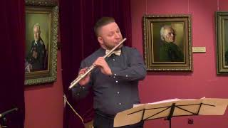 "Ilja Dvoretskiy (flute) - C.W.Gluck-Melody from ""Orpheus"" for flute and piano"