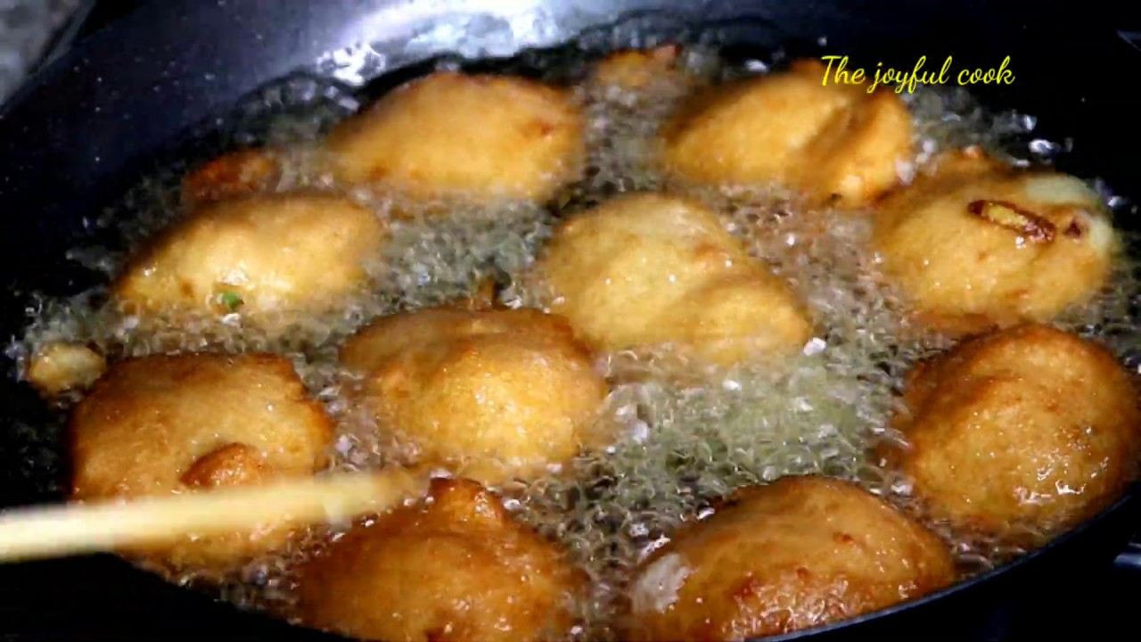 How to make Nigerian Akara ( black eyed peas fritters) African food recipes | The Joyful Cook