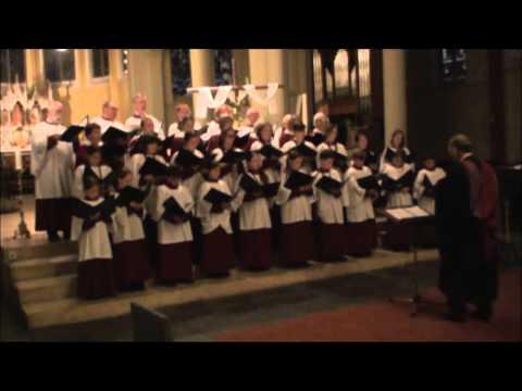 Holy, Holy Holy. ( Schubert) - st Alban's Church Choir